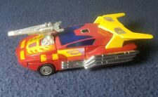 """Transformers G1 """"HOT ROD"""" Nearly Complete Autobot VINTAGE 1986 Rodimus Prime Car"""