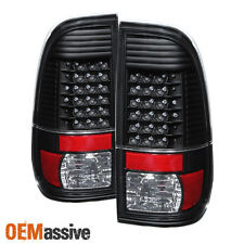 Fits 2008-2016 Ford Pick Up Truck F250 F350 F450 F550 Superduty LED Tail Lights
