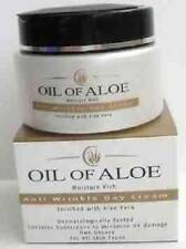 ** OIL OF ALOE ANTI WRINKLE DAY CREAM ENRICHED WITH ALOE VERA NEW 50ml **