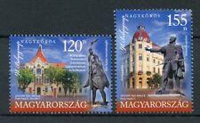 Hungary 2018 MNH Nagykoros Janos Arany 91st Stamp Day 2v Set Tourism Stamps