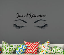 Wall Decals Quotes - Sweet Dreams Quote Decal Wall Vinyl Sticker Home Decor AA86