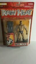 RAW HEAT THE ROCK ACTION FIGURE (021)/01