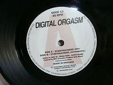DIGITAL ORGASM Startouchers GOOD 13 Sticker promo sample