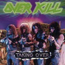 Overkill - Taking Over vinyl LP NEW/SEALED