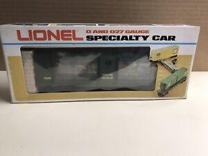 LIONEL 1981 6-9308 AQUARIUM CAR NEW OLD STOCK PAPERWORK SPECIALTY CAR O O27 NIB