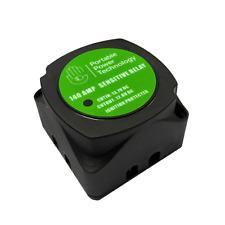 12V 140A 140 AMP VSR Split Charge Intelligent Relay Voltage Sensitive VW CAMPER