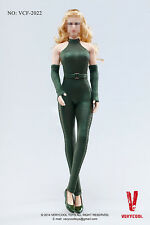 VERYCOOL 1/6 Viper's One-piece Leather Suit Set beauty woman
