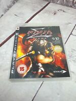 Ninja Gaiden Sigma PlayStation 3 PS3 Game Complete With Manual