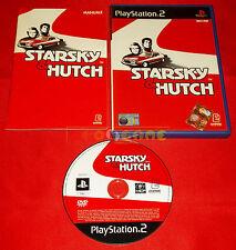 STARSKY & HUTCH Ps2 Versione Ufficiale Italiana 1ª Edizione ○ COMPLETO
