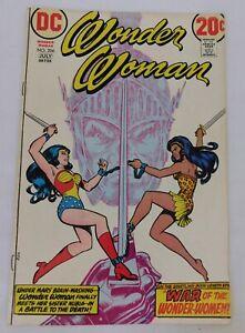 "Wonder Woman #206 ""War Of The Wonder Women"" -  Original 1973"