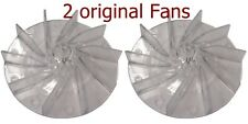 2 Eureka Sanitaire 12988 Plastic Motor Fans Vacuum Cleaner Part
