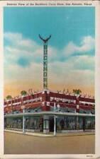 (s0b) San Antonio TX: Buckhorn Curio Store