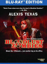 BLOODLUST ZOMBIES (Alexis Texas) - BLU RAY - Region Free - Sealed