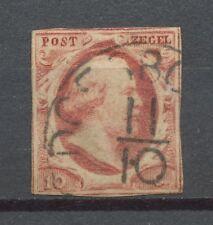 Nederland    2 gebruikt (104)  met stempel DOESBORGH  C