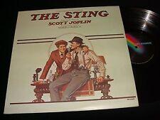 THE STING<>SCOTT JOPLIN<>Lp VINYL~Canada Pressing~MCA MCA-2040