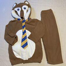 NWOT Fox Halloween Costume Purim 2T 3T Fleece Old Navy