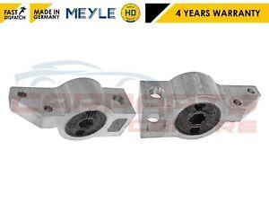 FOR AUDI SEAT SKODA VW FRONT AXLE LOWER ARM REAR CONSOLE BUSH HEAVY DUTY