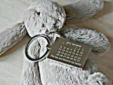 Personalised Engraved Key ring The Day you Became My& photo.Perfect gift