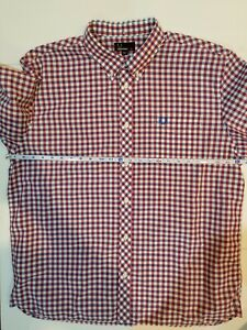 Fred Perry Shirt Size XXL
