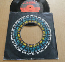 "DISQUE 45T PROMO DE AC/DC  "" BABY PLEASE DON'T GO "" POCHETTE GENERIQUE"