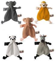 WWF Cub Club - Schmusetuch (30cm) Schnuffeltuch für Kleinkinder Ebu Mago Panu