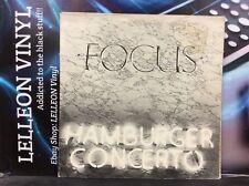 Focus Hamburger Concerto LP Album Vinyl Record 2442124 A1/B1 Rock 70's