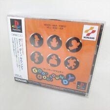 GOO GOO SOUNDY Konami Playstation Import JAPAN Video Game Brand new p1
