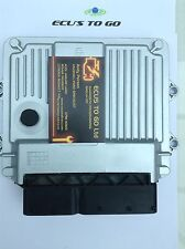 VAUXHALL CORSA D 1.3 DIESEL ECU FULLY PROGRAMMED 55568385 FULLY REMANUFACTURED