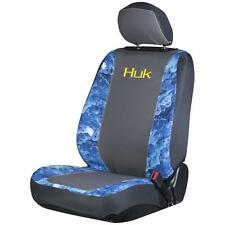 HUK OFFSHORE ROYAL BLUE & YELLOW UNIVERSAL SEAT COVER, CAR, AUTO, TRUCK, FISHING