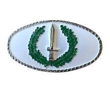 Bañera pecho COE GOE blanca machete operaciones especiales insignia militar
