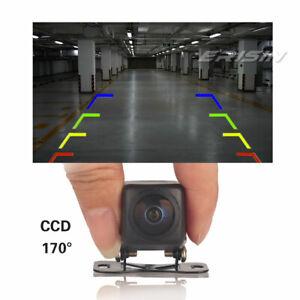 Fisheye170° Starlight HD Night Vision Color CCD Reversing Rear View Camera 585GT