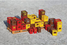 PIKO 62294 SOFT DRINK CRATES - G SCALE