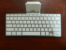 Bundle Apple IPad 2 New Docking station, New Charger and Used Keyboard(R3-2)