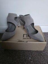 Next Mink Heels New Size 4