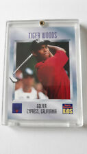 1996 Sports Illustrated Kids Tiger Woods RC #536