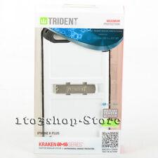 Trident Kraken iPhone 6 Plus iPhone 6s Plus Antimicrobial Case w/Belt Clip White
