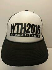 San Diego Wrex The Halls 2016 91X of Radio Station Mesh Trucker Adjustable Hat