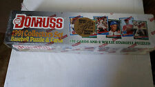 Baseball Card Collector Set of 792 DonRuss Cards from 1991 NEW FACTORY SEALED