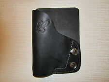 Beretta nano with lasermax laser or CT laser right hand wallet & pocket holster