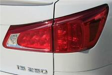 09-13 LEXUS IS250 IS350 TAIL LIGHT PRECUT REDOUT TINT COVER RED OVERLAYS