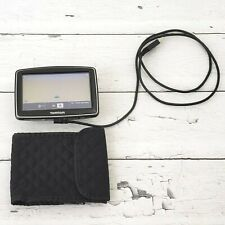 TOMTOM XL N14644 GPS BUNDLE Car Mount Charging Cable Storage Bag TESTED WORKS