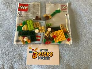 Lego Monthly Mini Build 40405 Kindness Day NOVEMBER 2020 Polybag New/Sealed/H2F