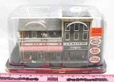 Menards ~ HO Gauge Watkins City Block