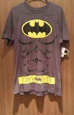 BATMAN Men's  Caped Tee DC Comics/Bioworld/WB sz L