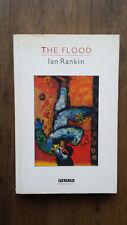 Ian Rankin – The Flood (1st/1st UK 1986 Polygon) rare first book Inspector Rebus
