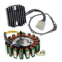 STATORE REGOLATORE Raddrizzatore Per SUZUKI GSXR600 GSX-R600 CON GUARNIZIONE