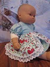 """doll clothes paris 18-20"""" dress berenguer/corelle"""