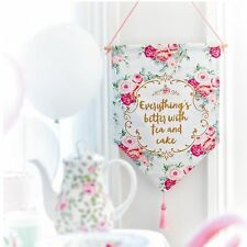 Afternoon Tea Party Banner - Afternoon Tea Party Tableware