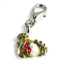Markenlose Modeschmuck-Halsketten & -Anhänger aus gemischten Metallen Glück
