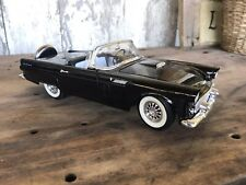 REVELL 1956 FORD THUNDERBIRD - 1:18 Scale Diecast - Black convertible 1990